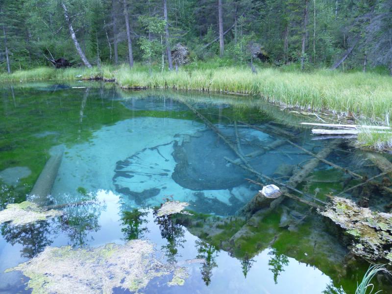 Гейзеровое озеро алтай - 6b4b