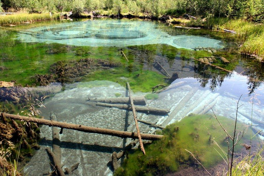 Гейзеровое озеро алтай - 62