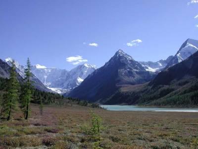 Незабываемое покорение горы Белухи